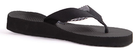 6d3001ed70788 Waterproof orthotic flip-flops